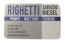 Righetti servizio diesel